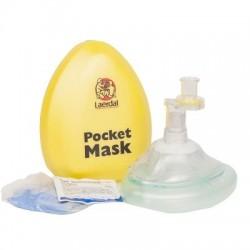 Maseczka TYPU CPR Pocket Mask do sztucznego odd.