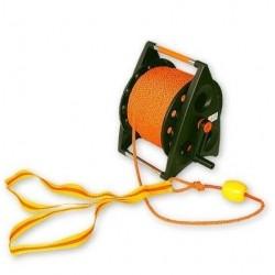 Kołowrót ratowniczy (lina o śr. 10mm) 100mb