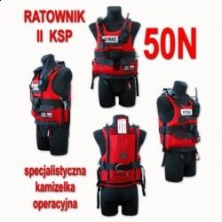 Kamizelka asekuracyjna RATOWNIK II KSP 2014