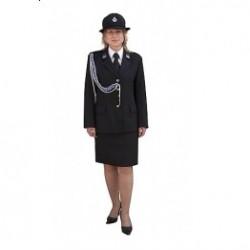 Mundur wyjściowy OSP gabardyna damski