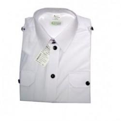 Koszula OSP krótki rękaw - biała