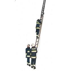 Drabina ratownicza dwuprzęsłowa 2x18s