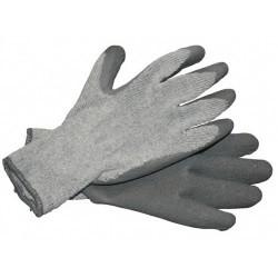 Rękawice robocze dziane pow. latexem Recodrag