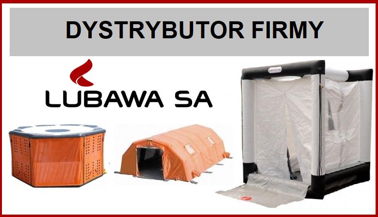 Dystrybutor firmy Lubawa